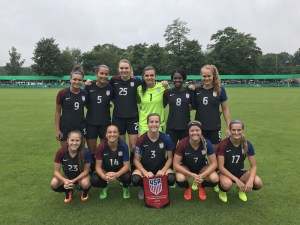 U.S. Soccer National Team Update: U-20 & U-18 Women's National Teams