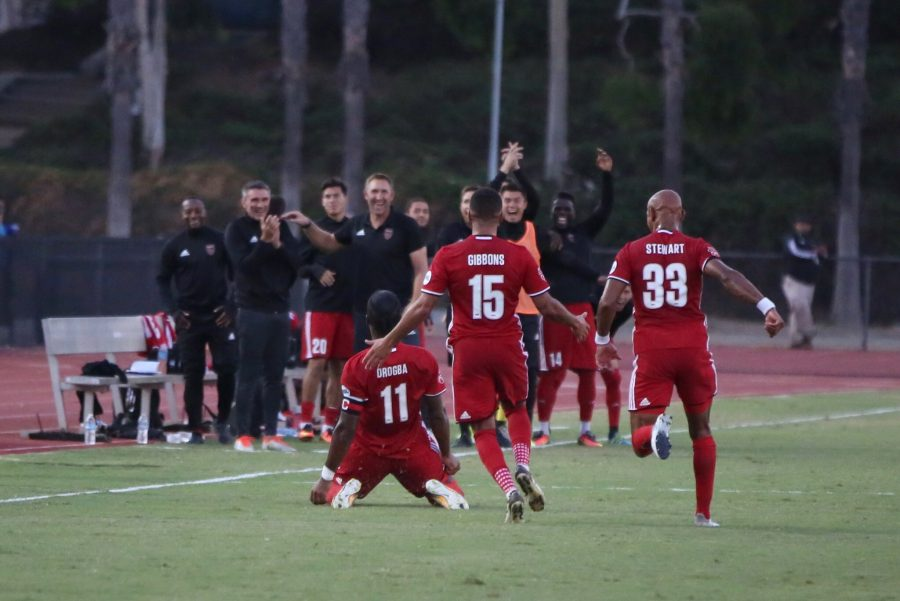 Drogba Drops Galaxy II; Orange County SC Grab Draw At The Death
