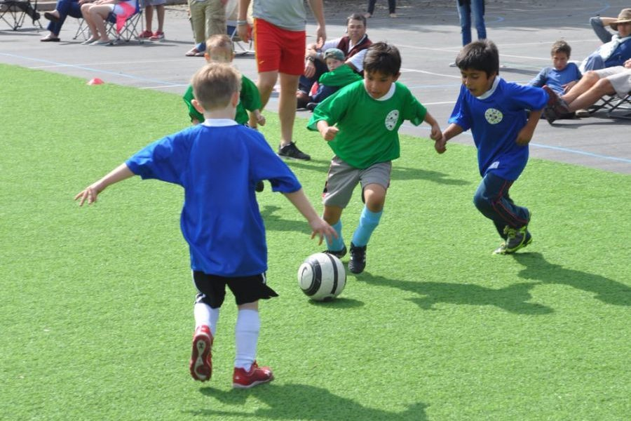 Soccer Unity Project: Spreading Knowledge through the Beautiful Game
