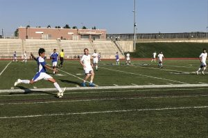 Colorado Rush Fends Off Club El Azul 1-0