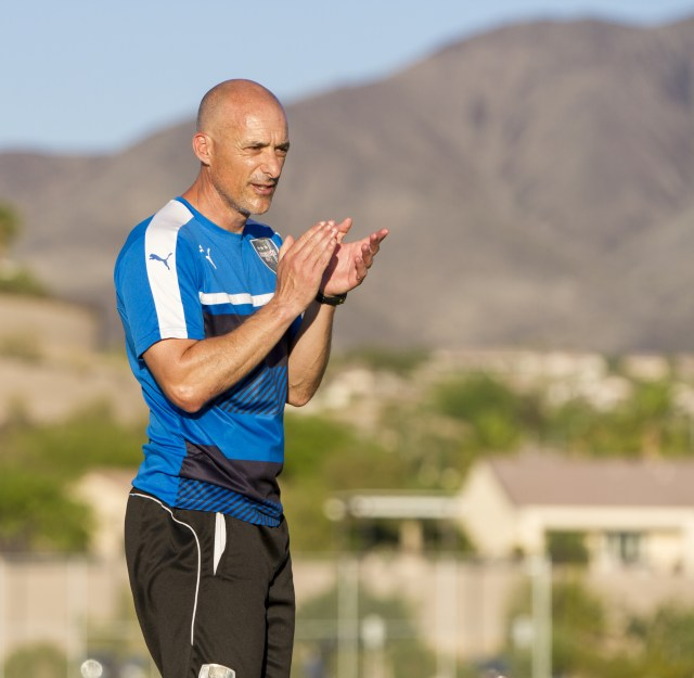 Top International Coach Joins Albion SC Las Vegas