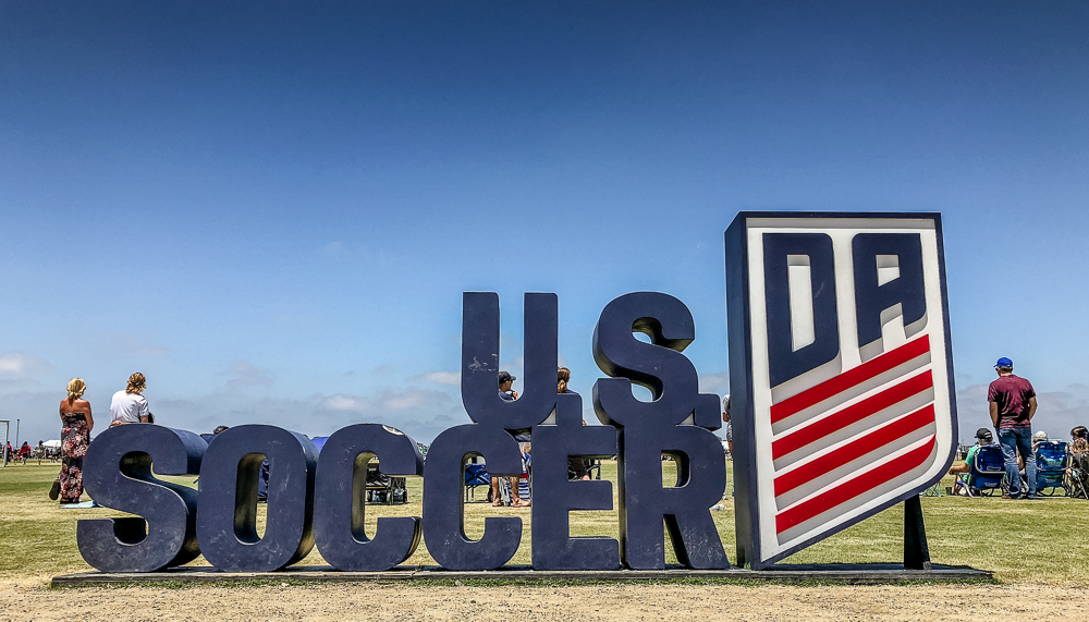 The path the #USMNT goes through the Development Academy