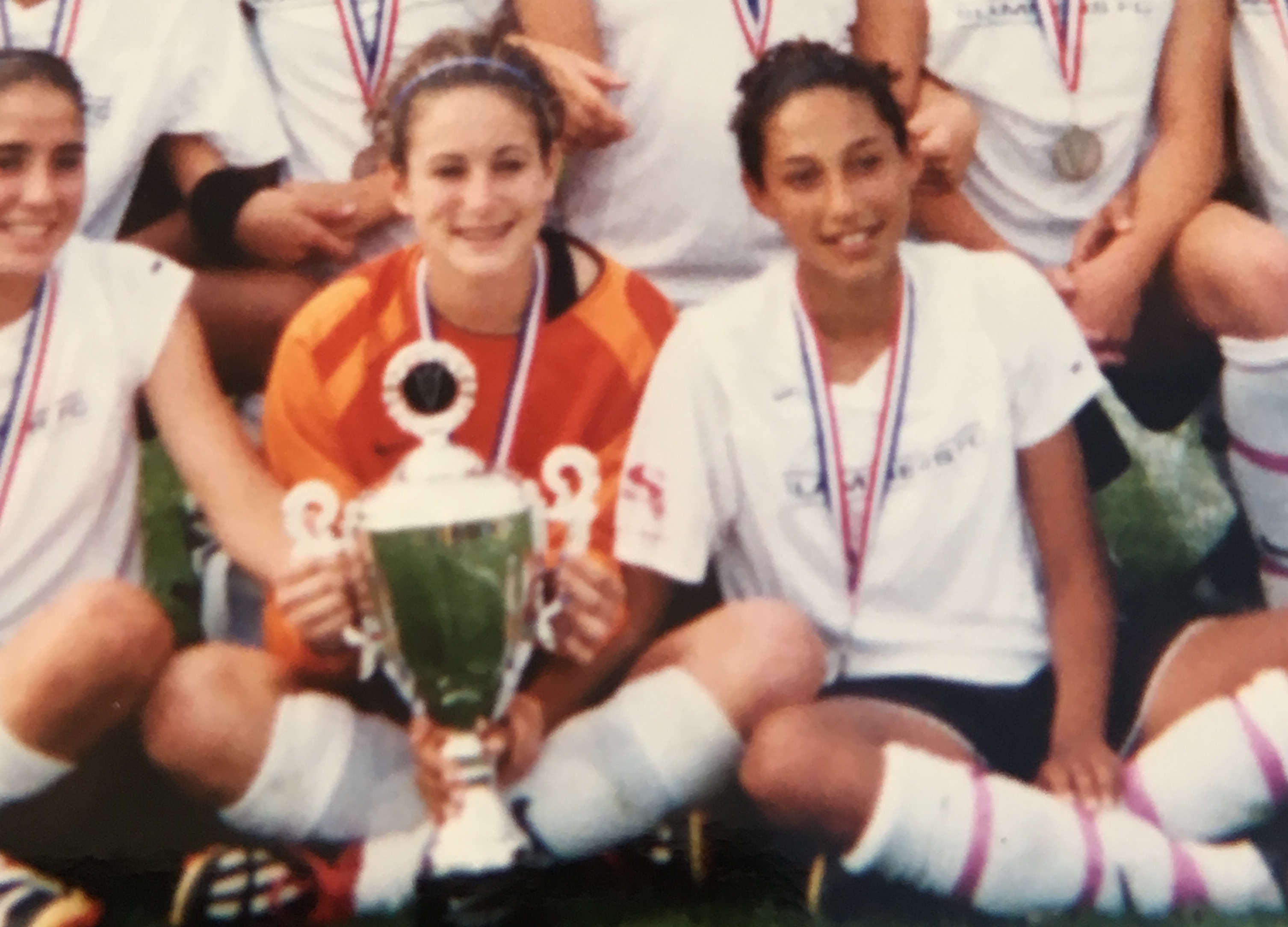 From SoCal to the World Cup: USWNT's Christen Press