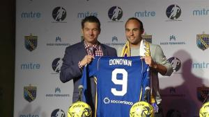 Landon Donovan Signs With San Diego Sockers