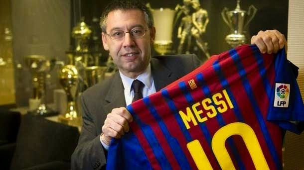 Messi likely to extend Barcelona stay after Bartomeu resignation