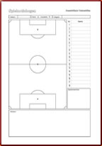 football pitch diagram to print central heating wiring s plan plus free downloads and templates for soccer coaches template game report