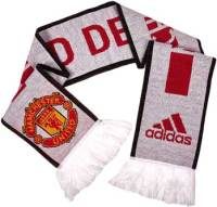 adidas Manchester United Scarf - Man United Soccer Apparel