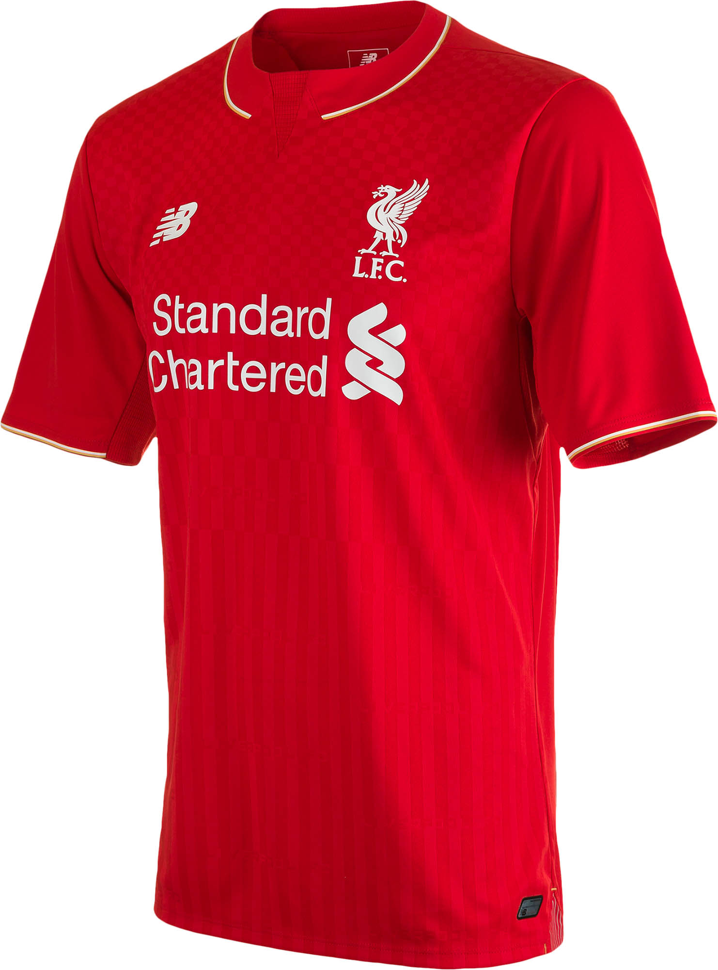 Kids Liverpool Home Jersey