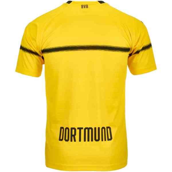 6aa0748266a 2018 19 Puma Borussia Dortmund Cup Jersey - Soccerpro