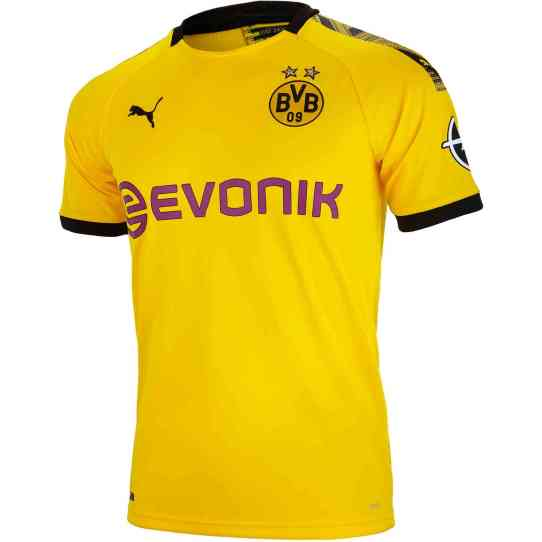 Image result for dortmund new home and away kit 2019/20