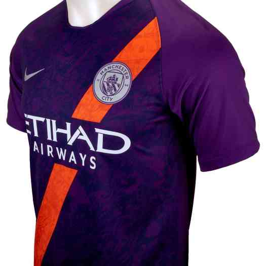 2018-19 Kids Nike Manchester City 3rd Jersey - SoccerPro
