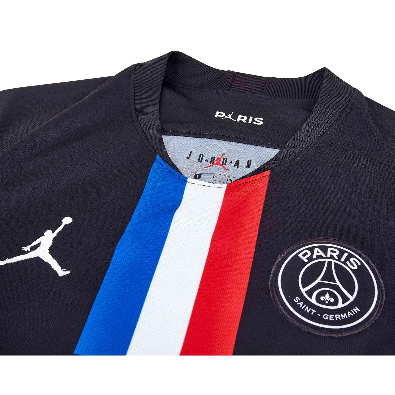 2019 20 jordan psg 4th jersey soccerpro