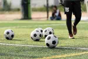 Soccer Ball Sizes