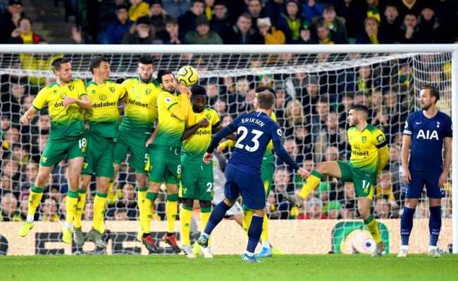 Tottenham Report Tottenham Held Onto A 2 2 Draw By