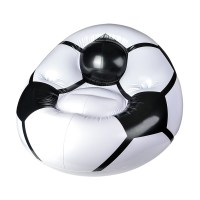 Soccer Ball Inflatable Chair | Soccer Stuff & More