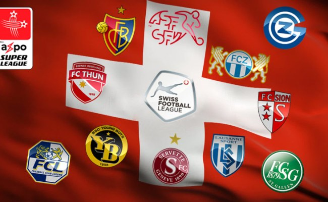 Switzerland Super League League Super League Teams
