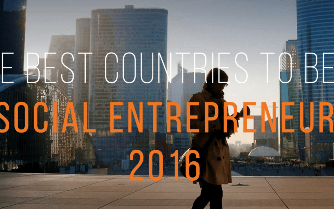 Ireland's shameful global social enterprise ranking