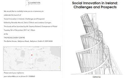 Book launch: Social Innovation in Ireland