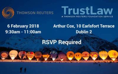 TrustLaw Social Enterprise Event 6th February 2018