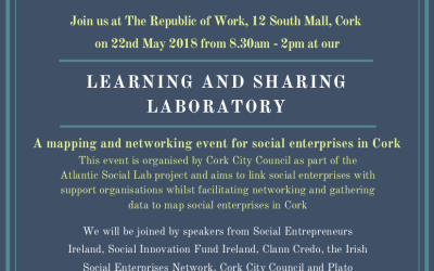 Cork Event: Learning and Sharing Laboratory