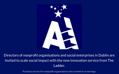 Design Sprints for Social Enterprises! The Ladder