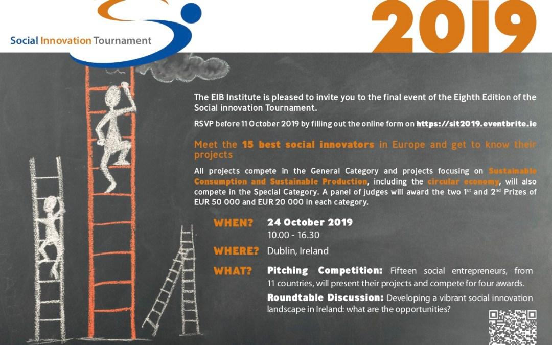 Social Innovation Tournament Finals Registration is Open