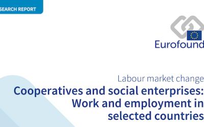 Eurofound Report on Cooperatives and Social Enterprises