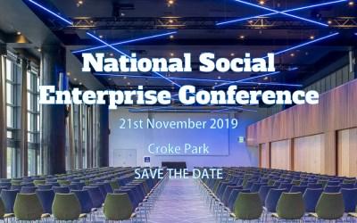 National Social Enterprise Conference 21st November 2019