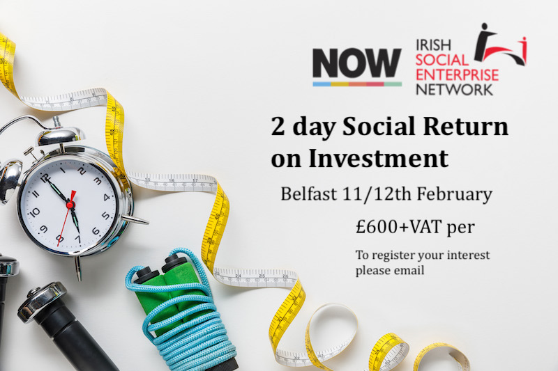 SROI Training Belfast 11th/12th February 2020