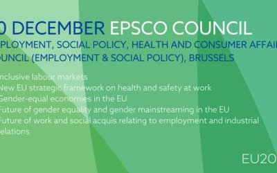 The EPSCO Council adopted Conclusions on « Improving the employment of people in a vulnerable position in the labour market ».
