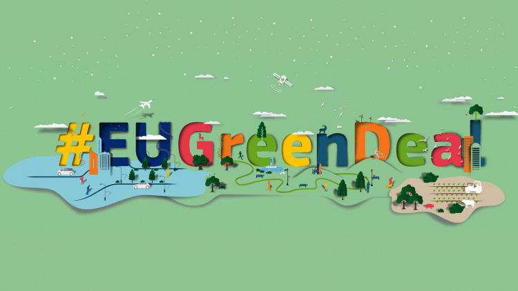 The European Commission presented its Green Deal