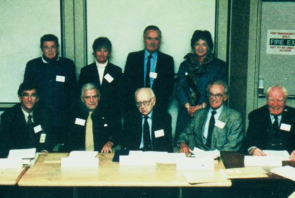 original members of the Black Report committee