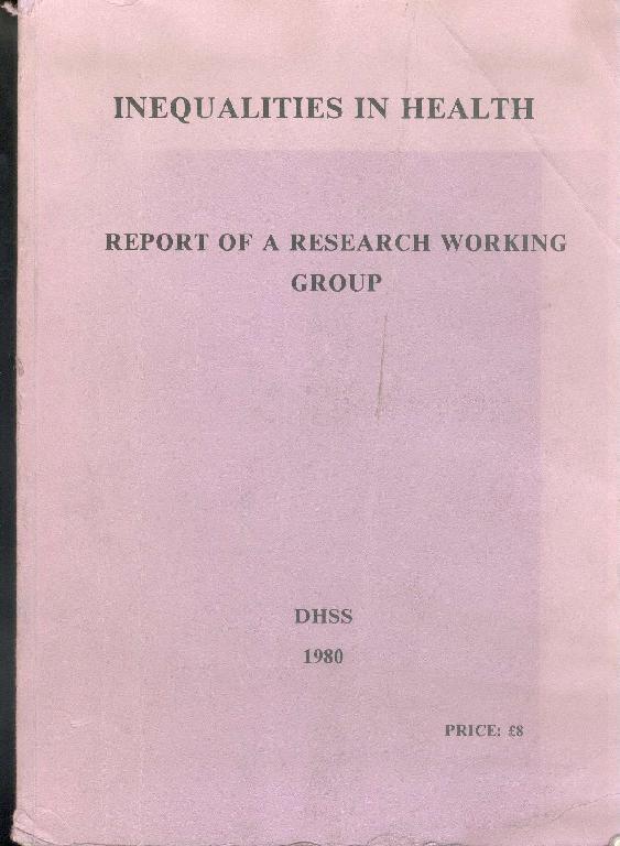The Black Report 1980