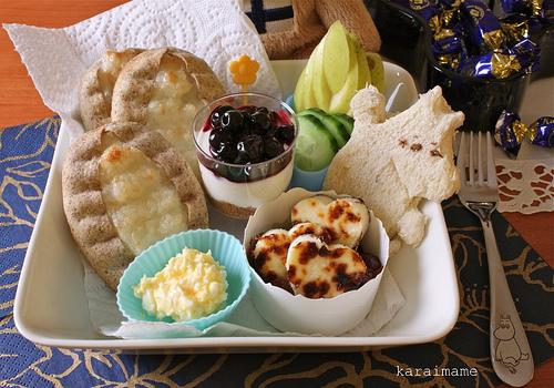 Karelian lunch