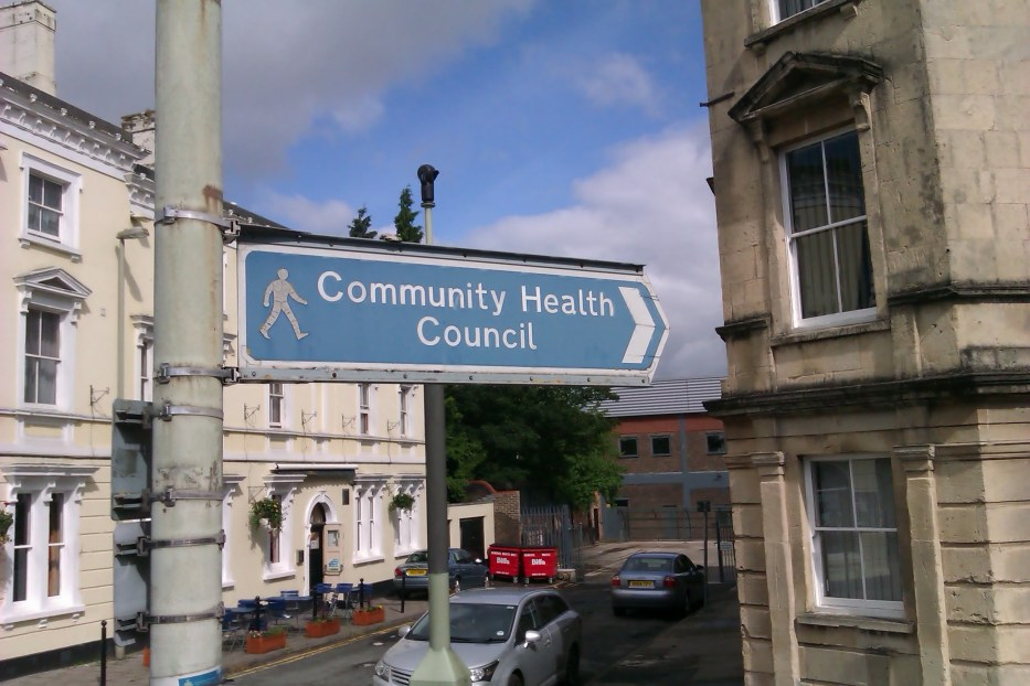 Community Health Council Signpost