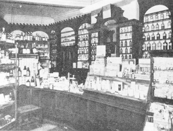 Great George Street pharmacy
