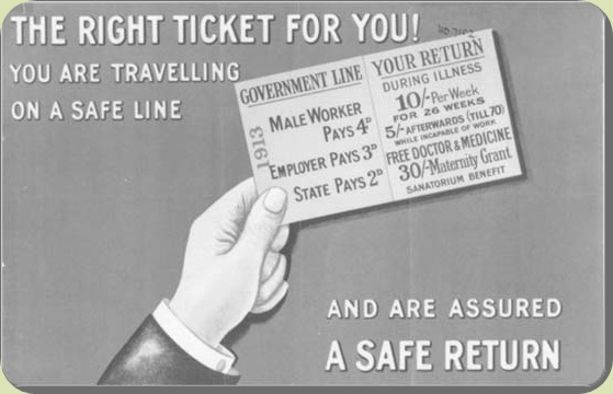 National Insurance ticket