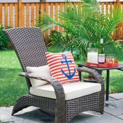 Outdoor Chairs Kmart Ergonomic Chair Cost Update Patio With So Chic Life