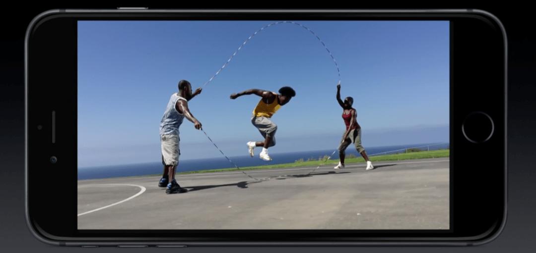 iPhone - Camera - Slow mo video at 240 fps