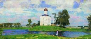 белокаменная церковь Покрова на Нерли