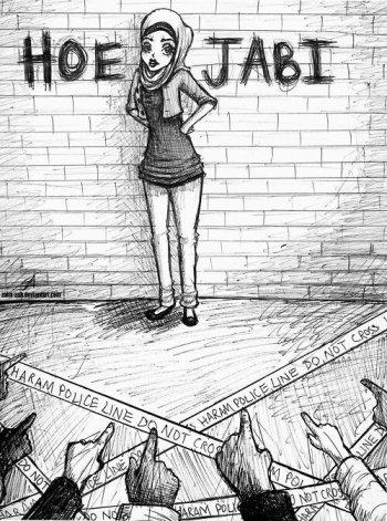 Hoejabi_Modern_Hijab_In_islam