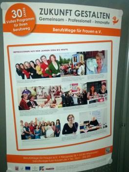 ZUKUNFT GESTALTEN – Gemeinsam Professionell Innovativ – 30 Jahre BerufsWege für Frauen e.V.