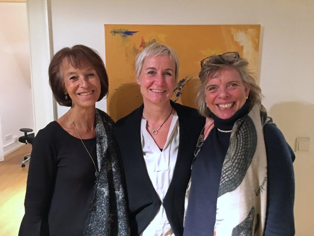 Social Business Women - neue Vorstandsfrauen