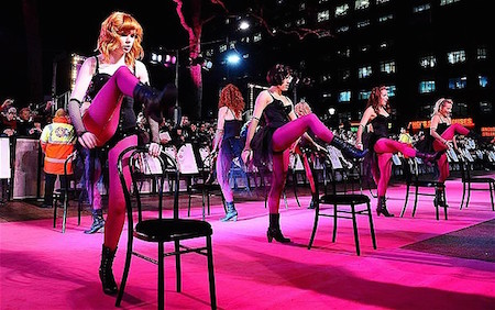 on chair dance folding no back burlesque class social circle be part of something bigger and expand your here