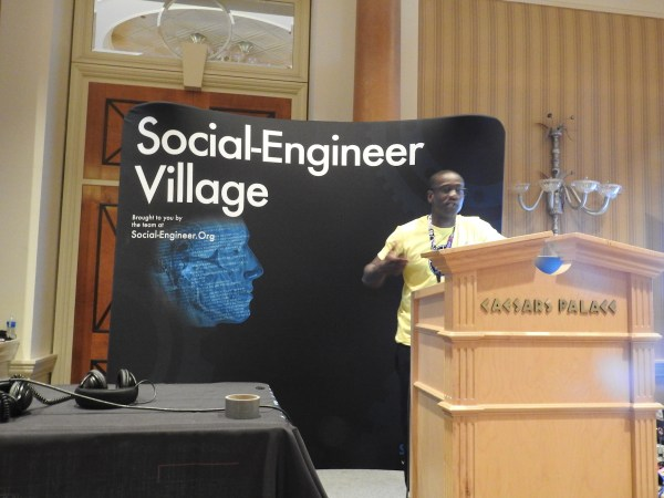Speaking In Sevillage - Security Education