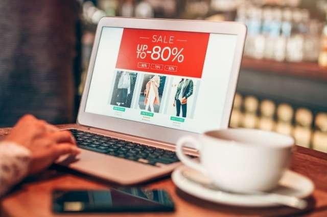 E-commerce web marketing techniques