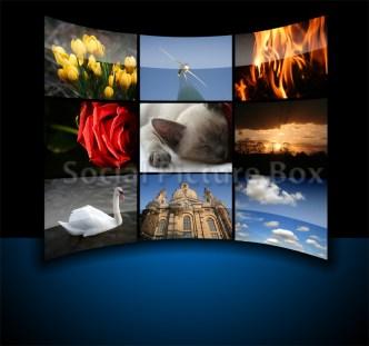 Social Picture Box - Bilder für soziale Netzwerke zu sozialen Preisen.