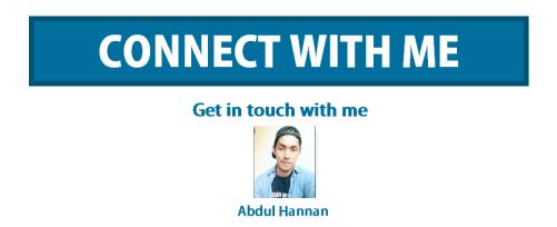 Social Ranker іѕ сrеаtеԁ bу Abdul Наnnаn