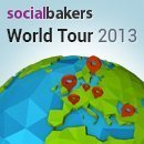 Socialbakers World Tour:  Local Insights for Brazil image