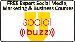 Free Social Media Training from Social Buzz U